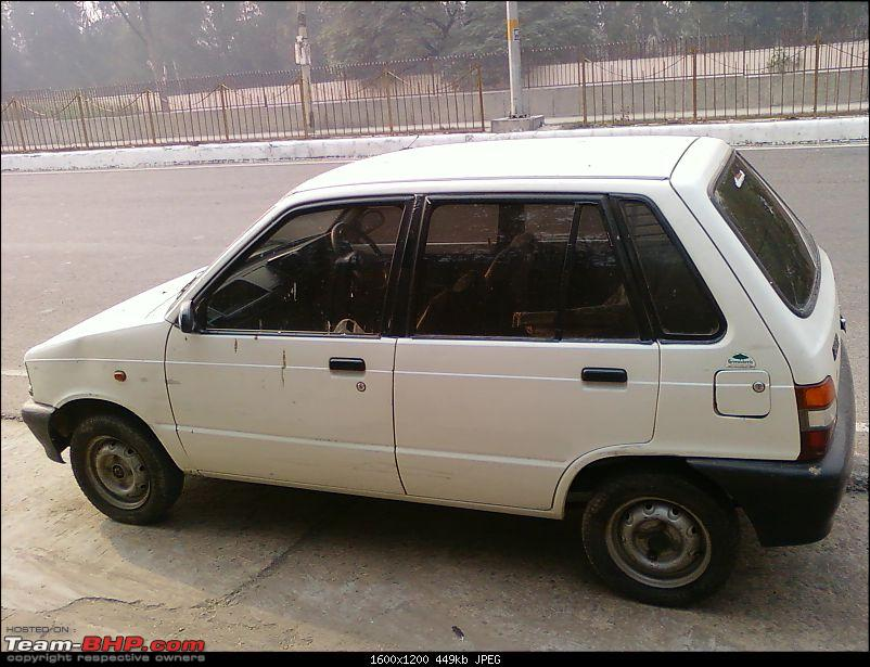 Confused - Whether to Keep my Old Love ( Maruti 800 ) or not??-photo0631.jpg