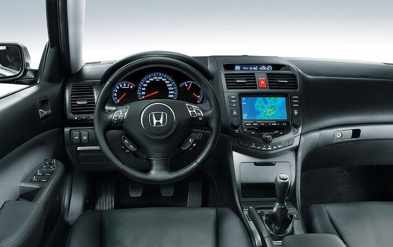 2006 European Honda Accord(acura Tsx)