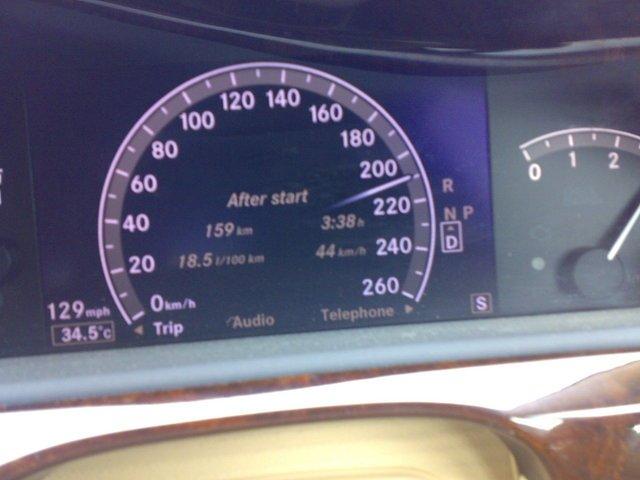 225 Merc E200K & Audi A6 3.0TDI - 220 BMW 730Ld - 185 Merc E270