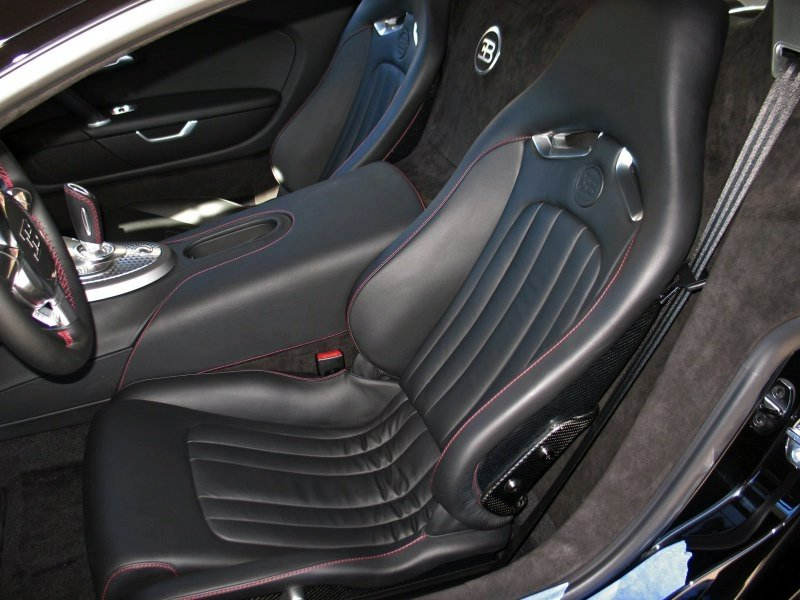 jet black bugatti veyron for sale on ebay team bhp. Black Bedroom Furniture Sets. Home Design Ideas
