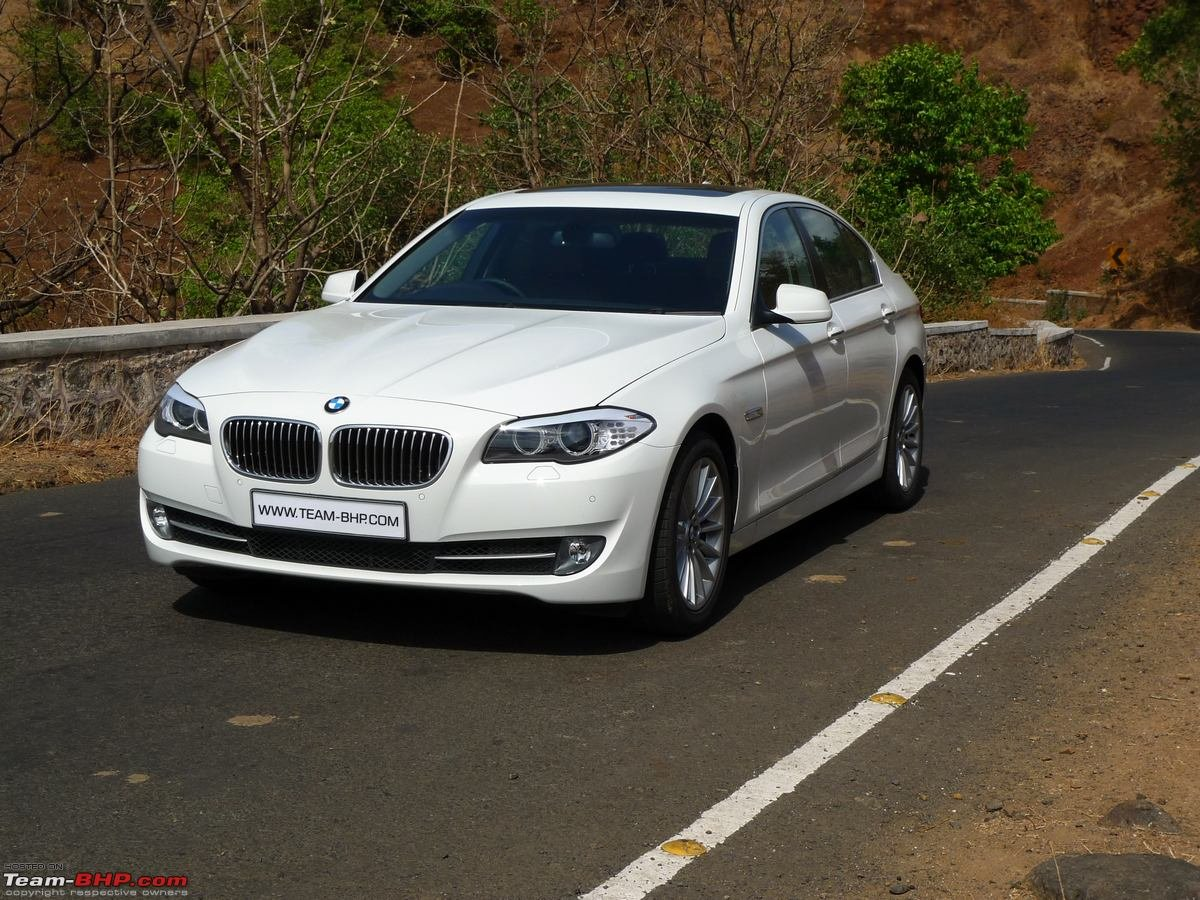 BMW 525d : Test Drive & Review - Team-BHP