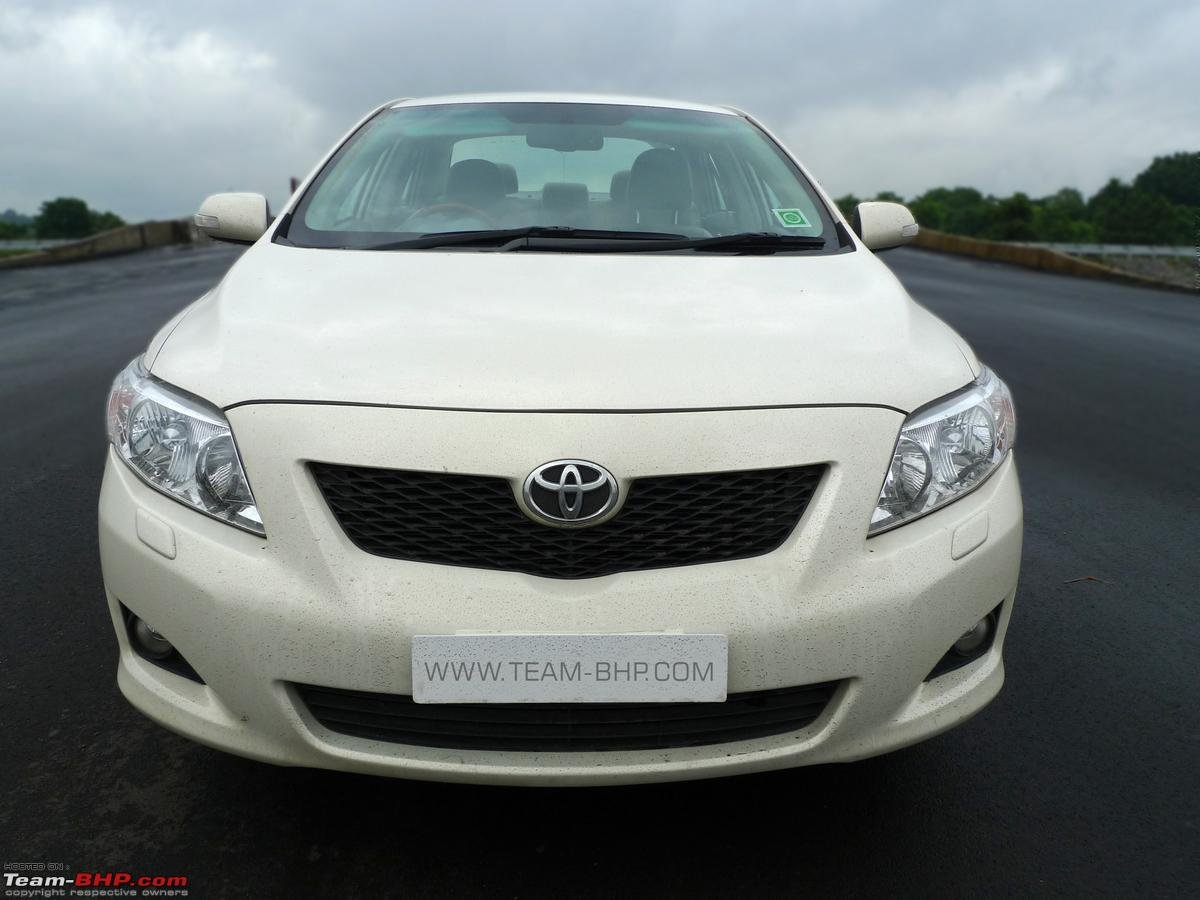 Toyota corolla altis 1 4 d 4d diesel test drive review team bhp