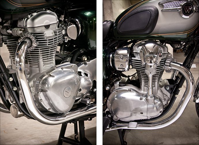 Retro styled Kawasaki W800 : Launched (pg 2) - Page 4 - Team-BHP