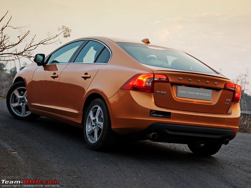 volvo s60 xc60 cheaper variants edit s60 now starts at lakh d3 engine team bhp. Black Bedroom Furniture Sets. Home Design Ideas