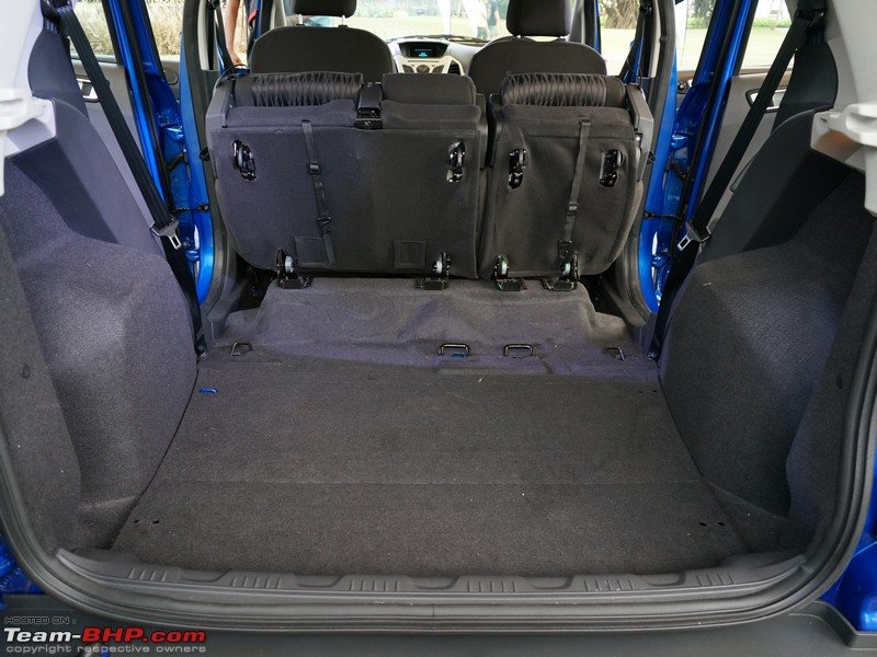 Seat For Ford 881 : Cars with seats folding down into a flat cargo area team bhp
