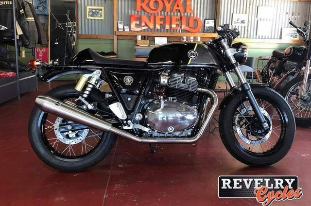 The Royal Enfield Interceptor Continental 650 Edit Launched Rs
