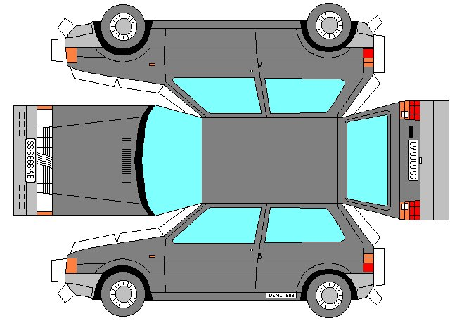 Car Paper Cutouts http://leomediagroup.com/si-paper-car-cutouts.shtml