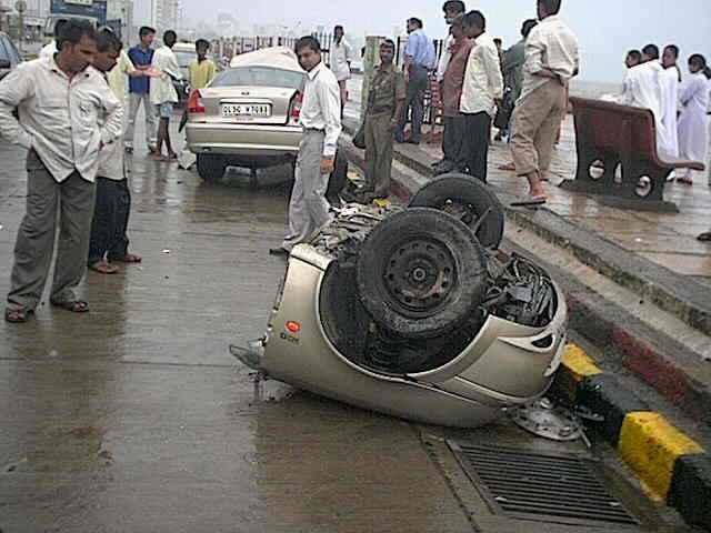 Pics Accidents In India Team Bhp
