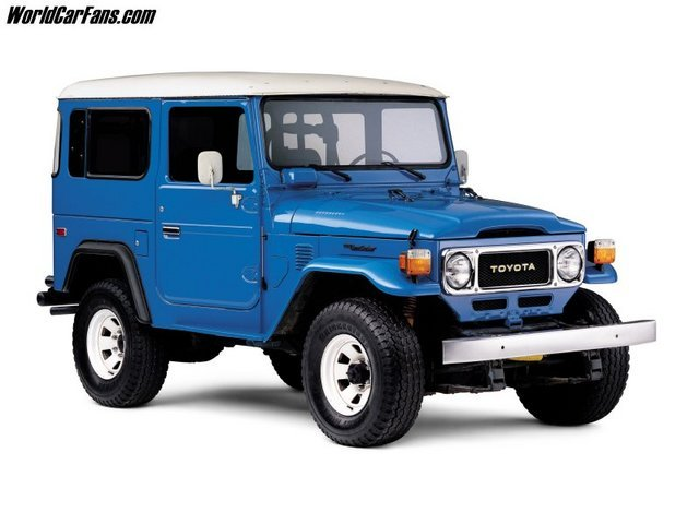 The Toyota Fj Cruiser The First Ever Toyota I Liked