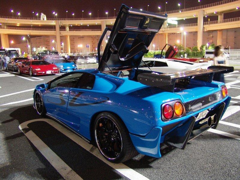 Modified Lamborghini Meet From Japan 56k Be Warned Team Bhp