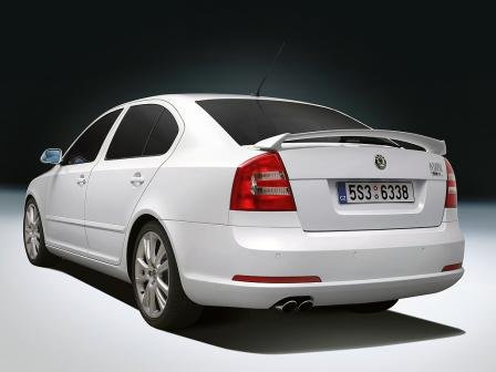 The Škoda Octavia RS 2.0 TDI PD can accelerate from 0 to 100 km/h in 8.5