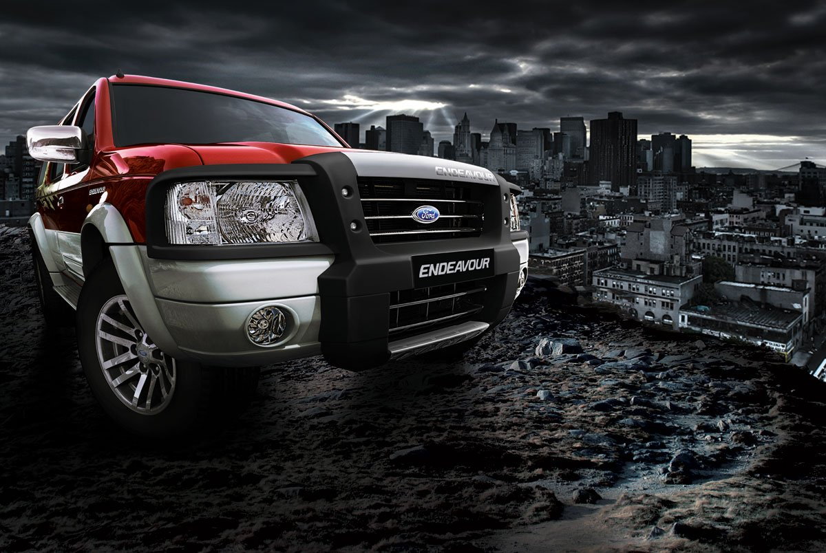 Ford India introduces Endeavour's New Club Series - Team-BHP