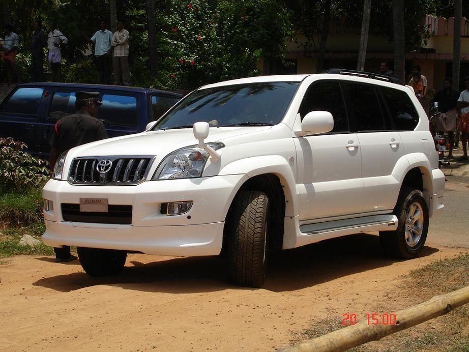 Limousine Vehicle 2011 Toyota Land Cruiser Prado Limousine. guys, this land cruiser PRADO