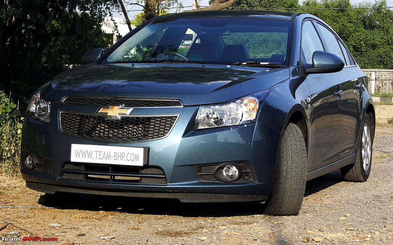Chevrolet Cruze Ltz 2 0 Diesel Test Drive Review Team Bhp