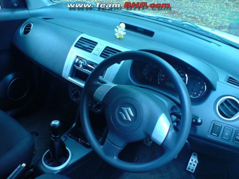 Swift vxi 2008 for Swift vxi o interior