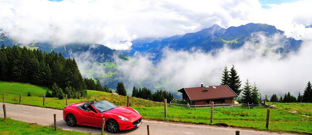 Ferrari Roadtrip