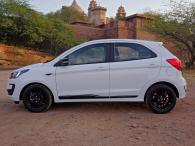 Ford Figo Facelift