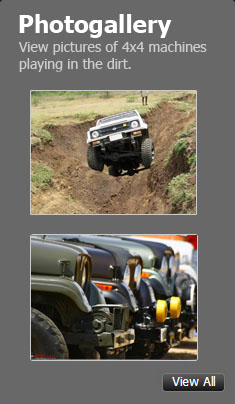 Pictures of 4x4 vehicles