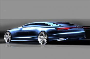 Audi A9 E Tron Confirmed Will Rival Tesla Model S Team Bhp