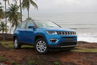 Jeep Compass diesel recalled for updating engine software