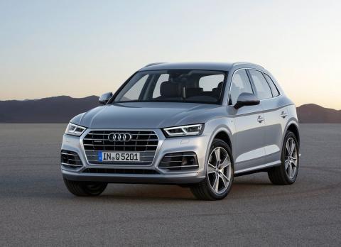 New Audi New Model 2017