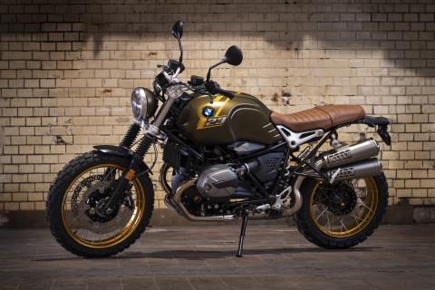 BMW R nineT and R nineT Scrambler launched in India - Team-BHP