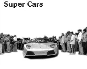 Supercars in India
