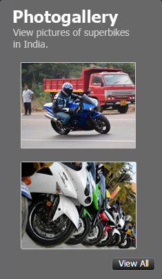 View pictures of superbikes