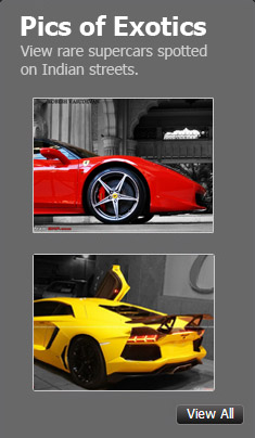 View Pictures of Supercars